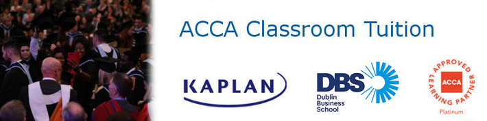 ACCA Classroom Tuition - NEW