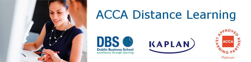 ACCA Distance Learning