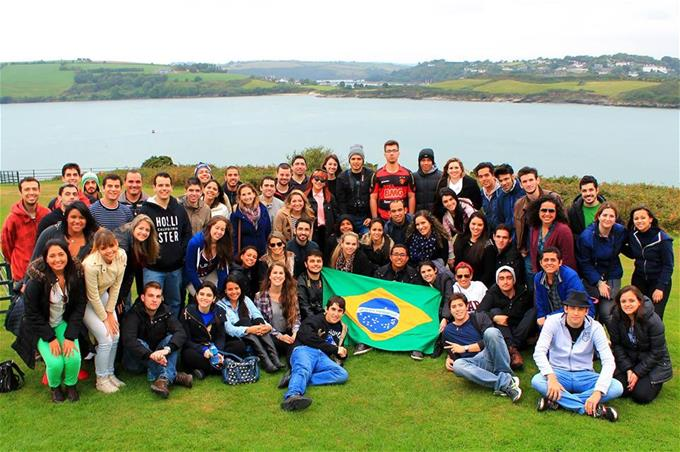 Brazilian DBS Students on Tour!
