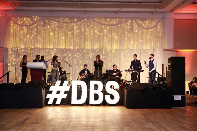 DBS Ball 2019