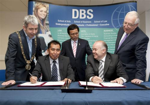 DBS International Partners