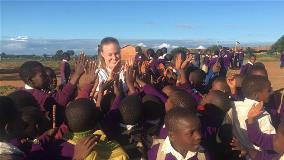 Tanzania Trip May 2019 Students and DBS instructor