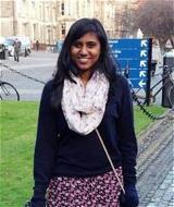 Varsha Ann Jacob DBS Student